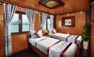 scorpion cruise halong